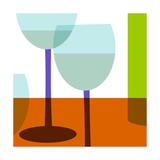Wine Pair Affiches