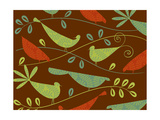 Songbird Pattern Photo