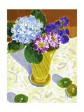 Bouquet lumineux I Photographie