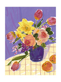 Bright Bouquet III Posters