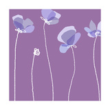 Soft Floral II Prints