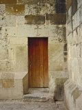 Wooden Church Door Posters