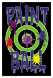 Paint Ball Posters by Marilu Windvand