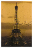 Tour Eiffel Posters by Marilu Windvand