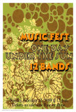 Music Fest Posters by Marilu Windvand