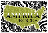 America Rocks Art by Marilu Windvand