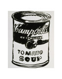 Campbell's Soup Can, c.1985 - c.1986 Lminas por Andy Warhol