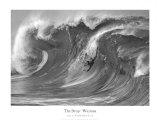 The Drop, Waimea 高品質プリント : ビル・ロマーハウス