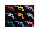 Gun, c.1982 Lmina por Andy Warhol