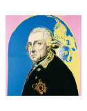 Frederick the Great, c.1986 Prints by Andy Warhol
