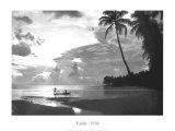 Tahiti, 1938 Kunstdrucke