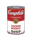 Campbell&#39;s Soup I: Chicken Noodle, c.1968 Affiches par Andy Warhol