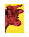 Cow, c.1966 (Yellow and Pink) Kunst von Andy Warhol