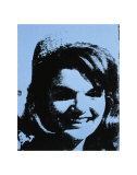 Jackie, c.1964 (Smiling) Print by Andy Warhol