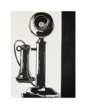 Telephone, c.1961 Kunstdrucke von Andy Warhol
