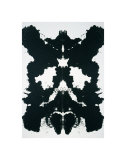 Andy Warhol - Rorschach, c.1984 Reprodukce