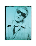 Self-Portrait, c.1964 (teal) Affiches par Andy Warhol