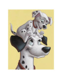 101 Dalmatians Live Affiches
