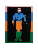 Flash Sharivan Robot, c.1983 Art by Andy Warhol