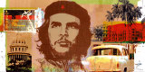 Legenden V, Che Poster von Gery Luger