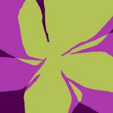 Flowers, c.2007 Serigraph by Nicolas Le Beuan Bénic