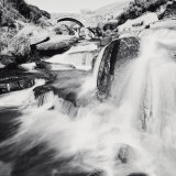 Three Shires Head Falls, Peak District Prints by Dave Butcher