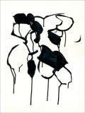 Sans Titre, c.2007 Serigraph by Cédric Chauvelot