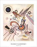 Diagonale, c.1923 Posters av Wassily Kandinsky