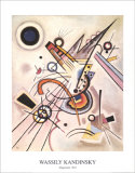 Diagonale, c.1923 Posters van Wassily Kandinsky