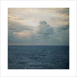 Clouded Horizon, 2006 Premium Giclee Print by Cédric Bihr