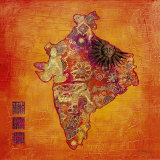 L&#39;Esprit Indien Prints by Andrea Haase