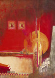Chinese Landscape Prints by Margreet Holtkamp