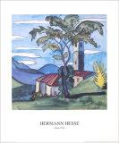 Fohn, c.1924 Posters par Hermann Hesse