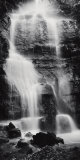 Waterfall Swallet, Peak District England Print by Dave Butcher