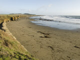 Beach North of San Simeon, California Photographic Print by Rich Reid
