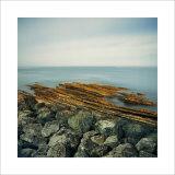 Rocky Coast, 2007 Premium Giclee Print by Cédric Bihr