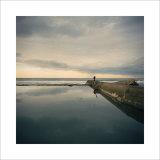 Placid Horizon, 2006 Premium Giclee Print by Cédric Bihr