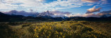 Fitz Roy, Parque National Los Glaciares Print by Markus Renner
