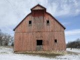 Abandoned Farm near Otoe, Nebraska Photographic Print by Joel Sartore