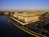 Aerial View of the Kennedy Center, Washington, D.C. Photographic Print by Kenneth Garrett
