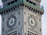 Clock Tower of the Customs House, Boston, Massachusetts Photographic Print by Tim Laman
