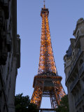 Eiffel Tower in Paris, France Photographic Print by  Brimberg & Coulson