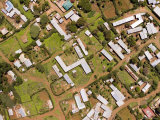 Isiolo Town, The Largest Town on the North Side of Mount Kenya Photographic Print by Michael Fay