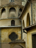 Architectural Detail of Italian Buildings, Asolo, Italy Photographic Print by Todd Gipstein