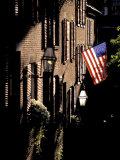 Boston, Acorn Alley Photographic Print by Richard Nowitz