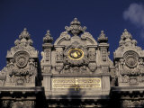 Dolmabache Palace near the Bosporus in Istanbul, Turkey Photographic Print by Richard Nowitz