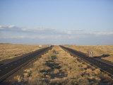 Interstate 40, Arizona USA Photographic Print by John Burcham