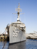 Destroyer Joseph P. Kennedy, New Bedford, Massachusetts Photographic Print by Tim Laman