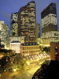 Freedom Trail, Faneuil Hall and Quincey Market in Boston, Massachusetts Photographic Print by Richard Nowitz
