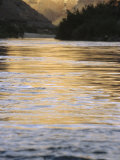 Grand Canyon Moringing Light on the River Photographic Print by Dawn Kish